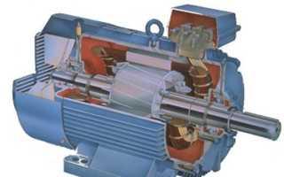 Что такое скольжение асинхронного двигателя с короткозамкнутым ротором