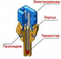 Как заменить датчик температуры охлаждающей жидкости