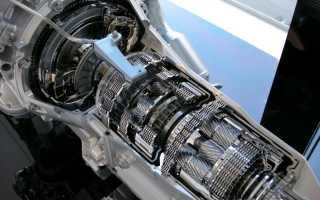 Замена робота на механику Форд Фокус 3