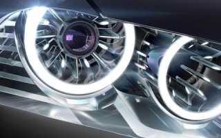 Какая лампа ближнего света Форд Фокус 3