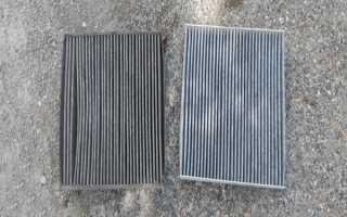Форд Фокус 2 замена салонный фильтр