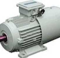 Что такое номинальная частота вращения двигателя постоянного тока