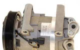Ремонт компрессора кондиционера мерседес