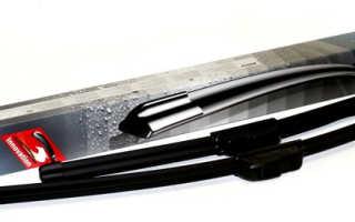 Щетки стеклоочистителя на Фольксваген Поло седан размеры
