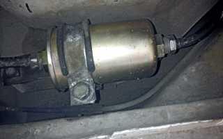 Дэу нексия замена топливного фильтра