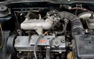Высокий уровень масла для двигателя не заводится