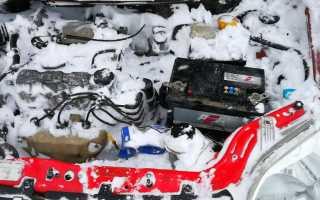 Что делать если не заводиться двигатель в морозы
