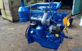 Через сколько меняют масло в двигателе д 245
