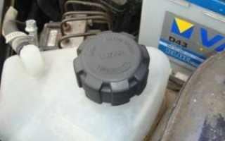 Переделка системы охлаждения лада калина
