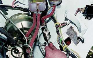 Ваз 2107 замена главного цилиндра сцепления