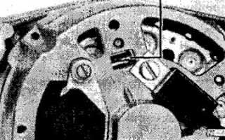 Большие обороты двигателя на холостом ходу пассат б3
