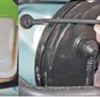 Замена колодок рено логан