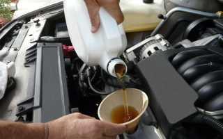 Что делать если большой расход масла в двигателе