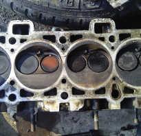 Капремонт двигателя ваз 2109