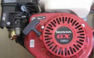 Ремонт двигателя хонда gx 160