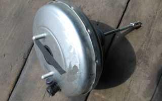 Замена тормозного цилиндра ваз 2109