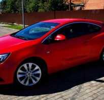 Opel Astra j тест драйв
