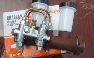 Ремонт главного тормозного цилиндра уаз