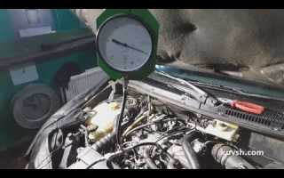 Что будет если перекрыть подачу воздуха в двигатель