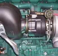 Установка датчика давления турбины на дизельный двигатель