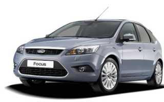 Форд фокус 2 прокачка сцепления
