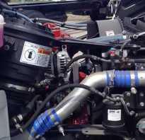 Двигатель газ 560 штайер не заводится на горячую