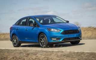 Форд Фокус универсал 2017 тест драйв