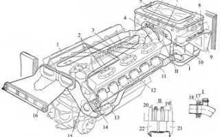 Устройство и принцип работы воздухоочистителя тракторного двигателя