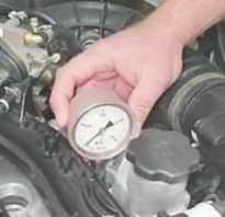Давление масла в двигателе 21124 16 клапанов