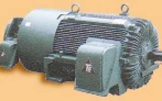 В каких случаях применяются двигатели с фазным ротором