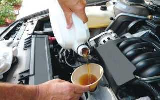 Через какой километраж менять масло в дизельном двигателе