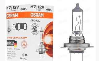 Замена ламп ближнего света Форд Фокус 2 рестайлинг