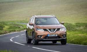 Nissan X Trail 2017 тест драйв видео