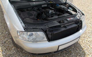 Ауди а6 1996 год не заводится двигатель