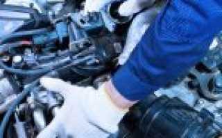 Что нужно менять при замене двигателя на контрактный