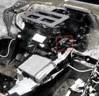 Форд Фокус 2 ремонт печки