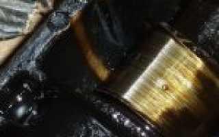 Что может случиться если в двигателе недостаточно масла
