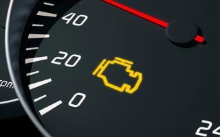 Ford focus индикатор неисправности двигателя что может быть