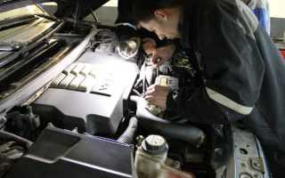 Ленд ровер ремонт двигателя