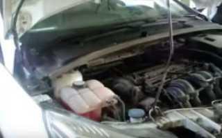 Замена масла в коробке Форд Фокус 3 повер шифт