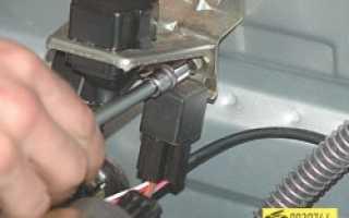 Газель 406 двигатель инжектор не работает топливный насос