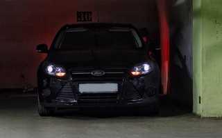 Птф Форд Фокус 3 замена