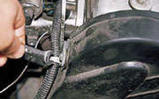 Ваз 21099 причина течи масла из двигателя
