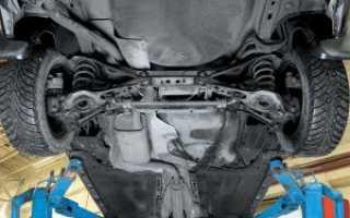 Ремонт задней подвески форд фокус 1