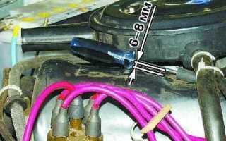 Газель 402 двигатель карбюратор заводится и глохнет