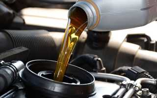 Через какой пробег меняют масло синтетику в двигателе