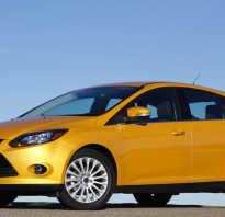 Форд фокус 1 замена топливного фильтра