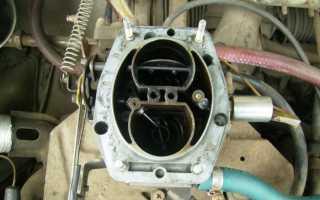 Хлопки в глушитель при запуске 406 двигатель