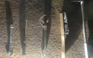 Как поменять задние колодки на солярисе