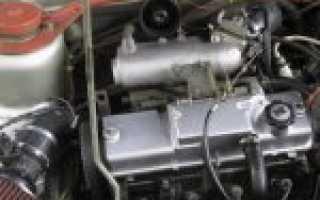 Как установить двигатель с десятки на классику